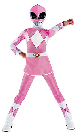 girls-pink-power-ranger